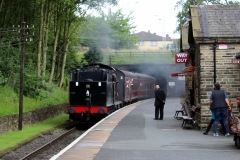 4F at Ingrow station