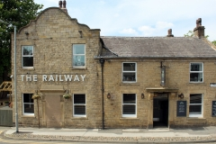 The railway Inn Bromley Cross