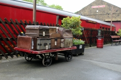 luggage trolley at Ingrow