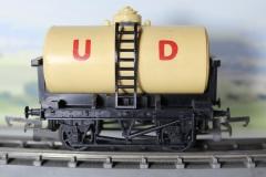UD milk tanker side on
