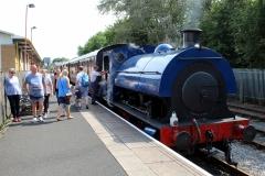 Riversway Station Preston