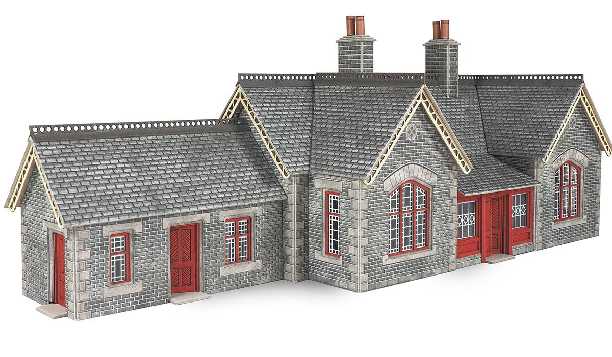 Matcalfe Settle Station Building