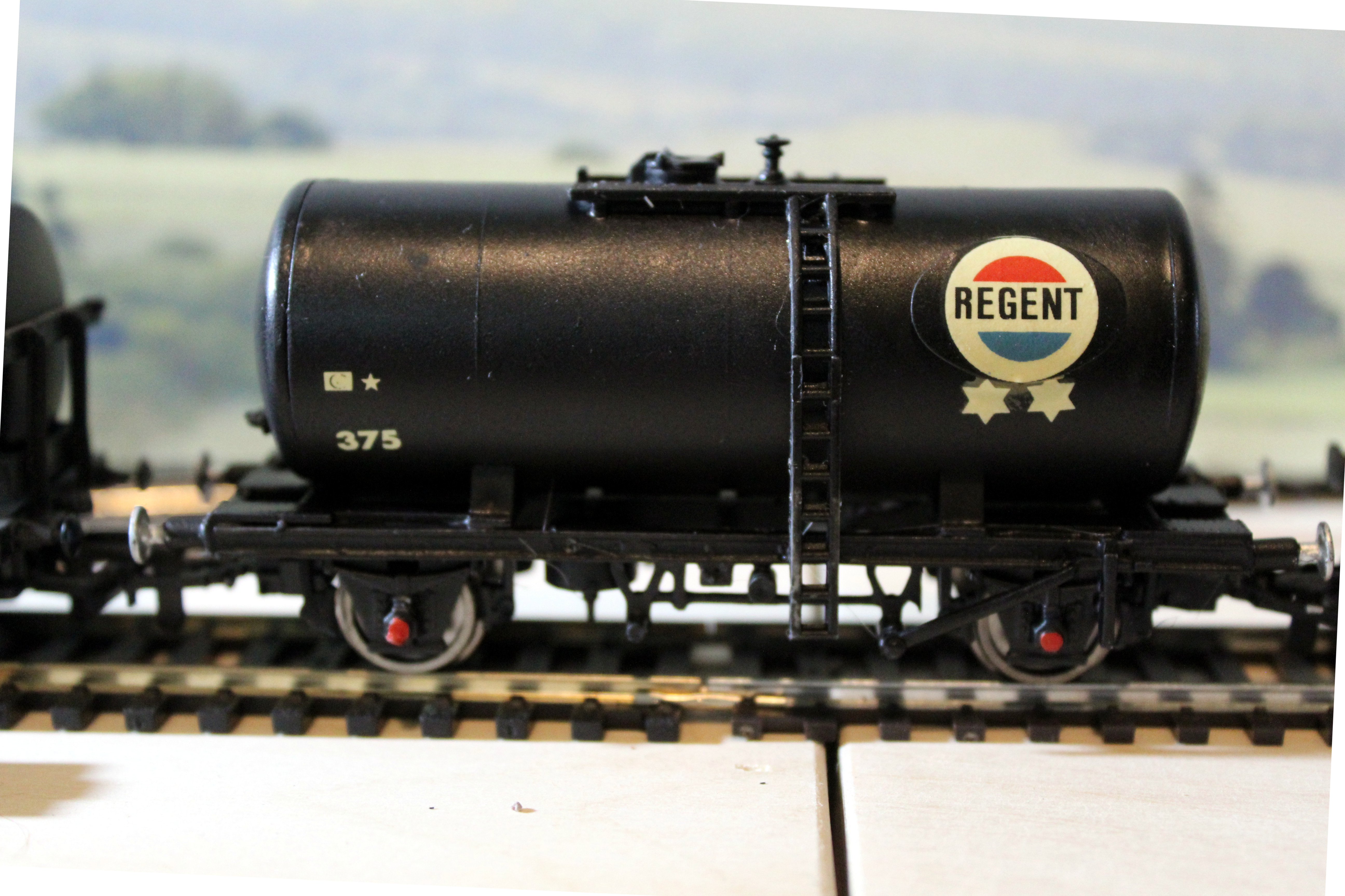Dapol regent tanker